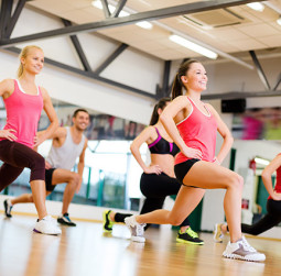 In curand - martie 2017- curs acreditat instructor aerobic-fitness