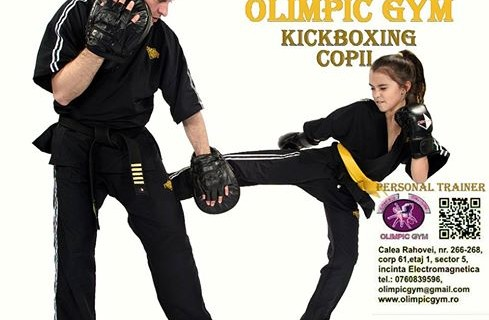 Kickboxing copii sector 5